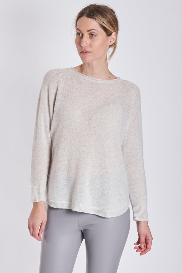 ROUND COLLAR ROUND BOTTOM-CALCAIRE