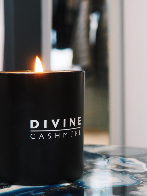 CANDLE DIVINE CASHMERE