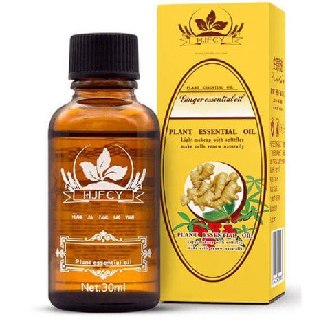Authentic Ginger Oil Essence