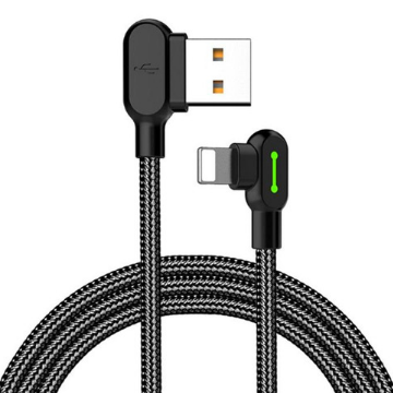 The Tough Lightning Bolt Charging Cable! ( BUY 2 & GET 1 FREE, BUY 3 & GET 2 FREE)