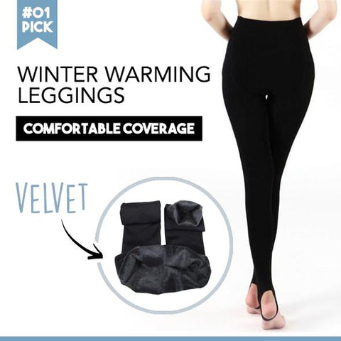 Winter Warming Legging ( BUY 2 & GET 5% , BUY 3 & GET 10%, BUY 5 & GET 20% )