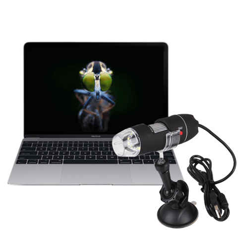 The 1080P Magic Microscope Camera with 1000X Zoom