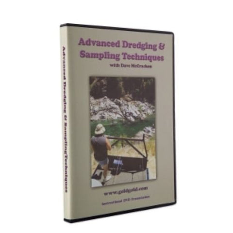 DVD ADVANCED DREDGING & SAMPLING TECH