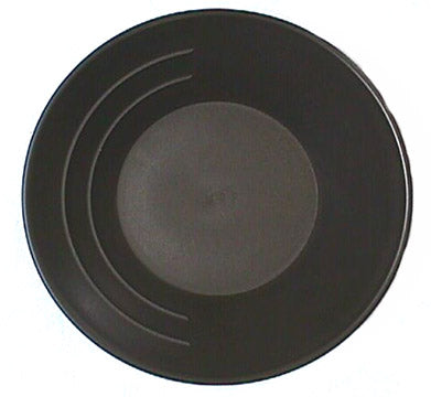 GOLD PAN, BASIC 10 1/2 inch BLACK (China)