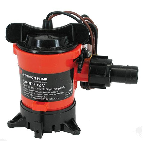 Johnson 750 GPH 12 Volt PUMP