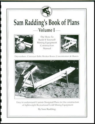 SAM RADDINGS BOOK OF PLANS #1