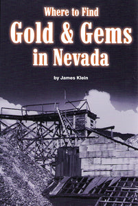 WHERE TO FIND GOLD & GEMS IN NV