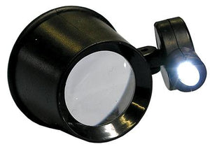 LOUPE, LED JEWELERS EYE LOUPE