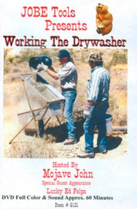 WORKING THE DRYWASHER DVD
