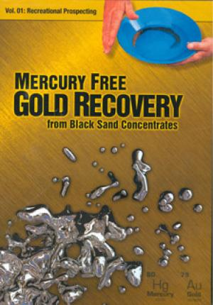 MERC FREE GOLD REC from BLK SAND CON DVD