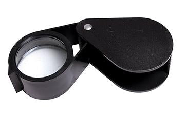 "2"" - 10 x 50mm MAGNIFIER, LOUPE"
