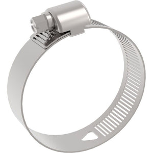 #20 SS 1.25 inch HOSE CLAMP