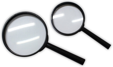 "2 Piece Magnifier Set 3"" & 4"""