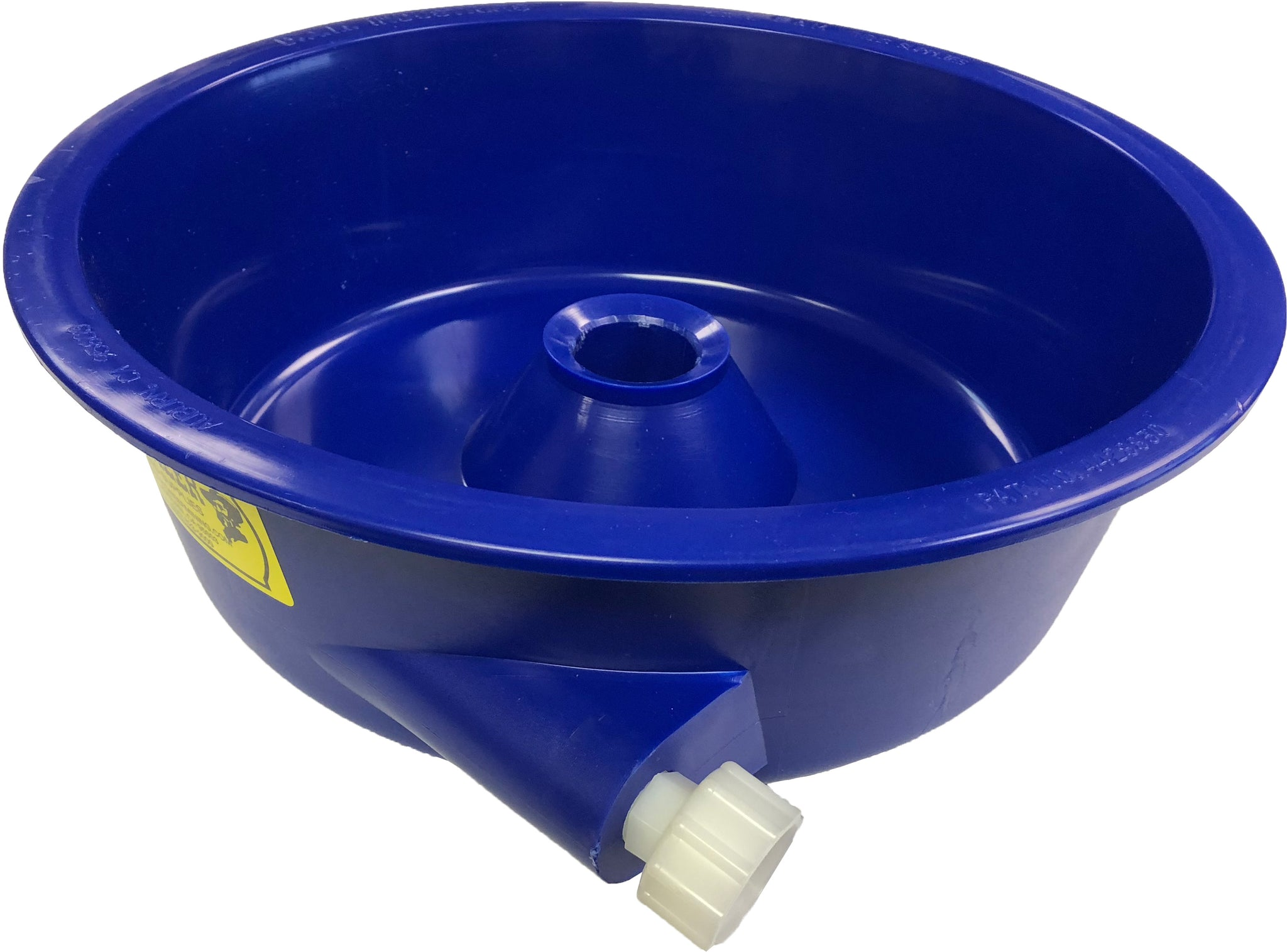 Blue Bowl Concentrator Kit W/ Leg Levelers