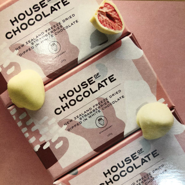 House of Chocolate Fruit Box