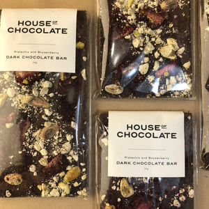 House of Chocolate Dark Bar