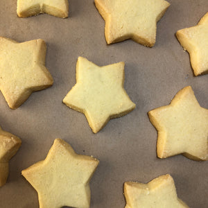 Molly Woppy Christmas Shortbread