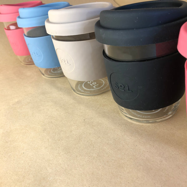 SoL Reusable Cup 8oz