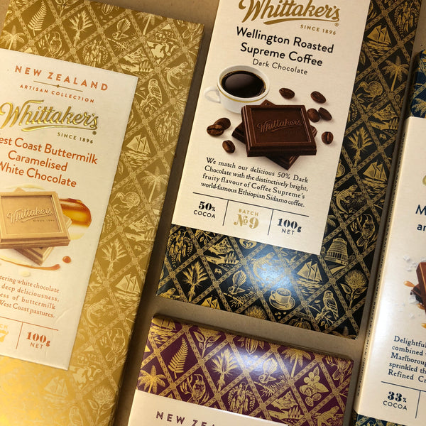 Whittaker's Chocolate Block 100g