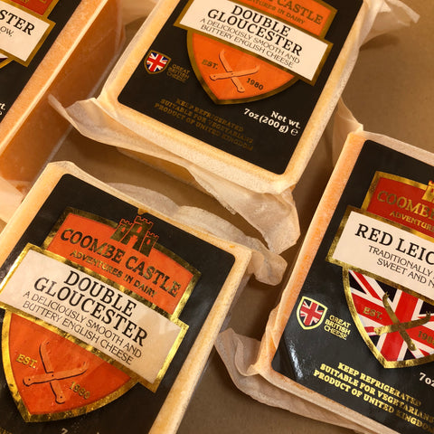 Coombe Castle Cheese Block