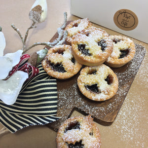Christmas Mince Pies x 4