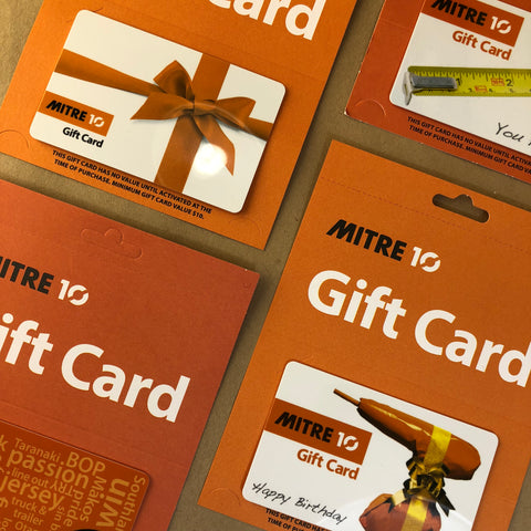 Mitre 10 Gift Card