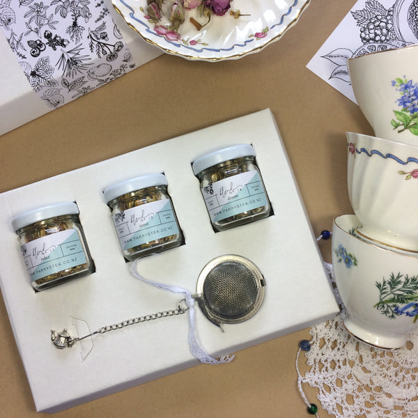 Parry's Tea Sampler