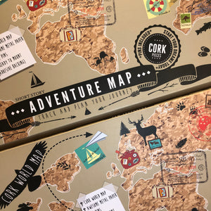Cork Adventure Map