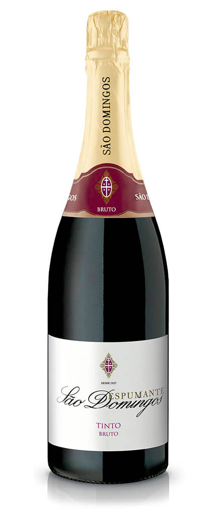 S. Domingos Sparkling Brut Red - exquisite-portuguese-wines