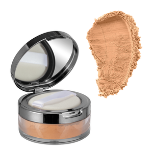 Powder Foundation nr.6 Caramel - Tind of Norway
