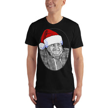 Tommy Christmas Gray Scale T-shirt