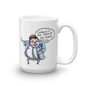 Matt Foley Coffee Cup