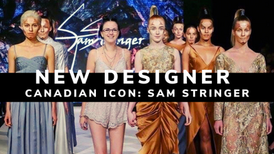 NEW DESIGNER ALERT: Sam Stringer