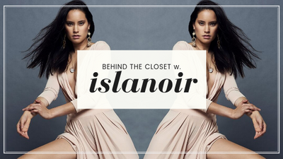 Behind the Closet with Isla Noir | Reheart Lender Stylist & Talented Musician