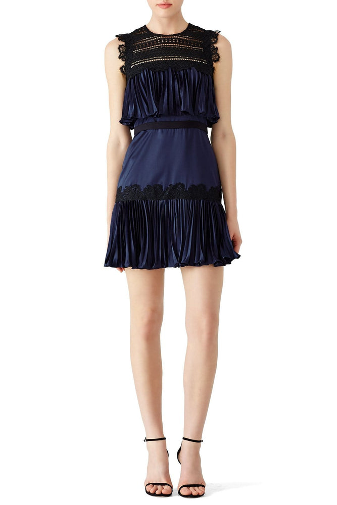 Navy Pippa Dress