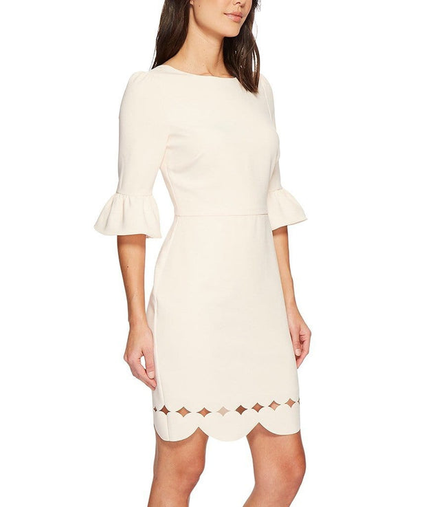 Diamond Blush Bell Sleeve Flounce, Dress, kdifeo,- REHEART Canadian Online Wardrobe-Sharing Platform