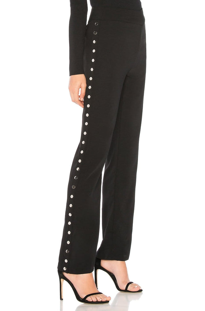 Amelie Snap Button Pant - REHEART 💜 Canadian Online Wardrobe-Sharing Platform