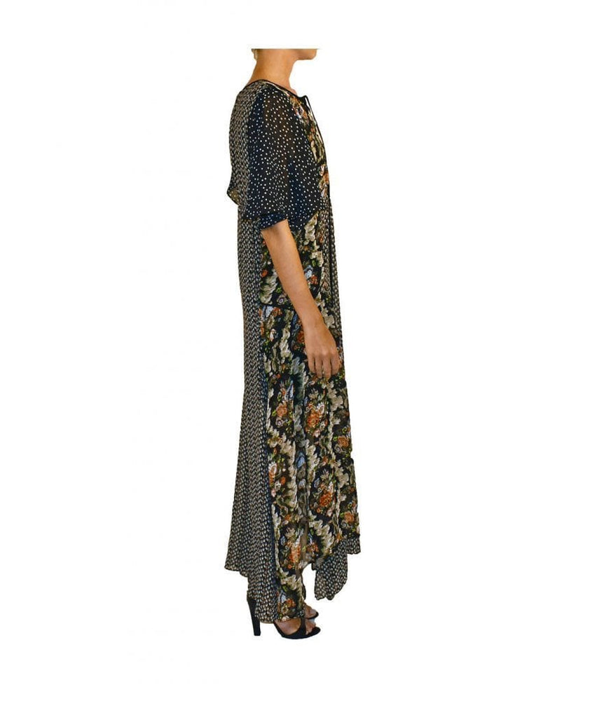 Arc Multicolour Vintage Flowy - Boro Dress Rentals
