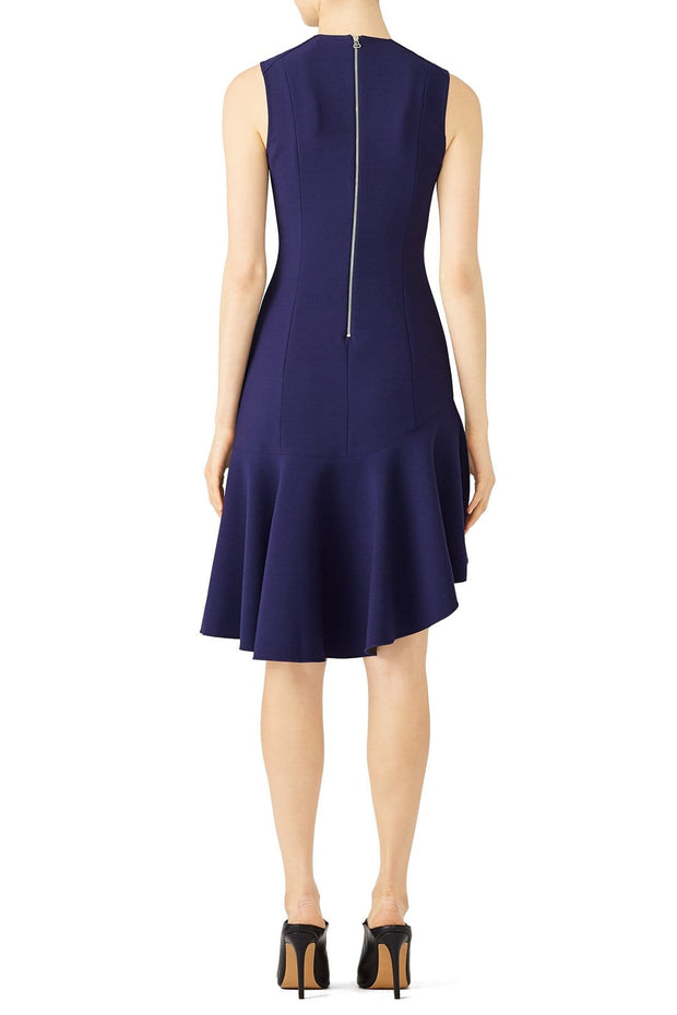 Dev Flounce Dress, Dress, mariabelegrinis,- REHEART Canadian Online Wardrobe-Sharing Platform