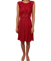 Lace Sleeveless Dress, Dress, katcm1,- REHEART Canadian Online Wardrobe-Sharing Platform
