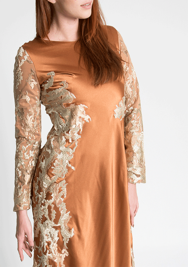 Dane Gown, Dress, samstringerofficial,- REHEART Canadian Online Wardrobe-Sharing Platform