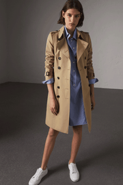 The Chelsea Trench Coat