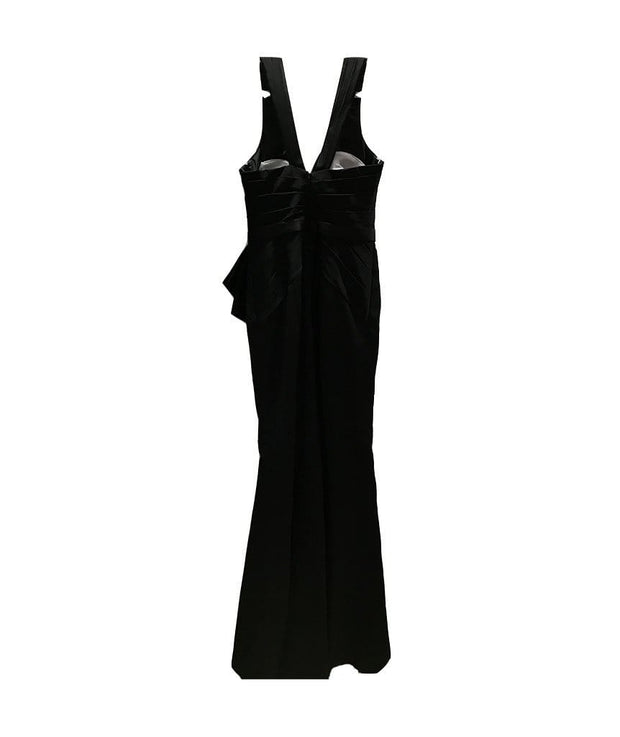 Zac Posen Truly Black Gown - Boro Dress Rentals