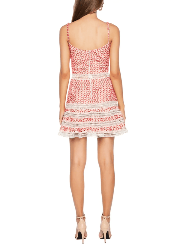 Camille Embroidered Eyelet Dress, Dress, vbelegrinis,- REHEART Canadian Online Wardrobe-Sharing Platform