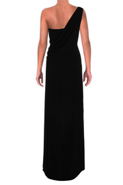 Kail One-Shoulder Drape Gown, Dress, Patricia's,- REHEART Canadian Online Wardrobe-Sharing Platform