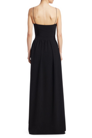 Gianni High-Low Column Gown, Dress, jamiethompson,- REHEART Canadian Online Wardrobe-Sharing Platform
