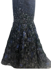 Navy Midnight Gown