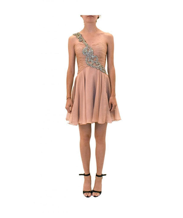 Blush Diamonds, Dress, acarino28,- REHEART Canadian Online Wardrobe-Sharing Platform
