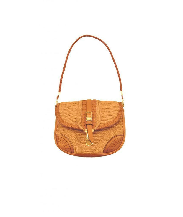 Leather Wicker Bag, Bag, kate_e_17,- REHEART Canadian Online Wardrobe-Sharing Platform
