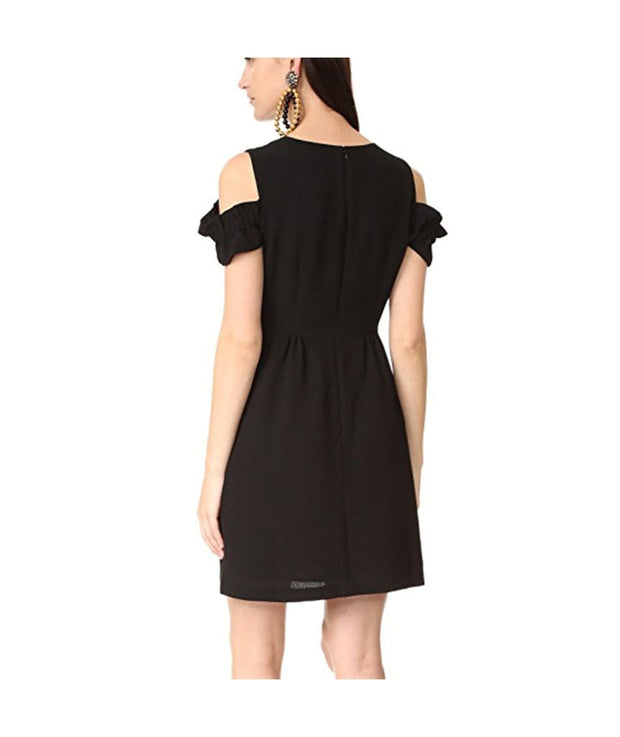 Shaynnah Cold Shoulder Dress, Dress, thecatwilliams,- REHEART Canadian Online Wardrobe-Sharing Platform